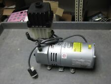 Gast Vacuum Pump 0523 V191q G582dx With Edwards Oil Mist Filter 20