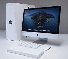 "Apple iMac 21.5"" 4K 3.0 GHz 6 Core i5 1TB Fusion 8GB 2667MHz RAM 2019 MINT"