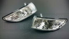P2M Phase 2 Front Headlight Corner Lamps Lights Set S13 240SX Silvia Front End