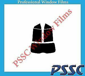 Pre Cut Rear Car Auto Window Films Kit - Skoda Fabia 5 Door Hatch 2014-Current