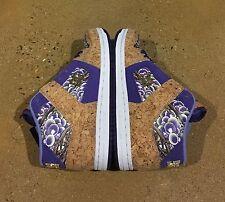 DC Manteca DB LE Grapes Size 6 Darren Brass Design Miami Ink Skate Shoes Wino
