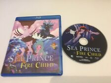 Sea Prince & The Fire Child (Sanrio, Blu-ray, 1981) animated film, fully tested