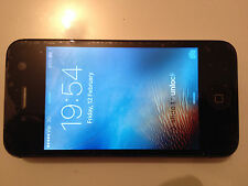 Apple iPhone 4S - 16GB Black FACTORY UNLOCKED Excellent Seller refurbished
