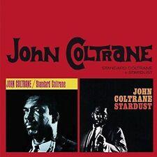 JOHN COLTRANE - STANDARD COLTRANE/STARDUST NEW CD