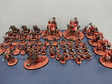warhammer 40k 2000+ points Adeptus Mechanicus Army Pro Painted