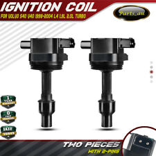 2x Igniton Coils Pack for Volvo S40 V40 1.9L 2.0L B4194T B4204T Turbo 1998-2004