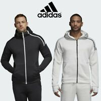 Adidas Mens ZNE Fast Release Hoodie Fullzip Hooded Jacket Free Tracked Post 2XL