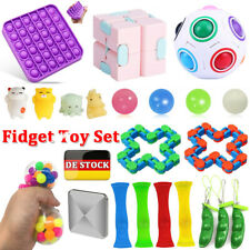 4-20X Anti Stress Spielzeug Set Fidget Sensory Toy Autismus ADHS SEN Stressabbau