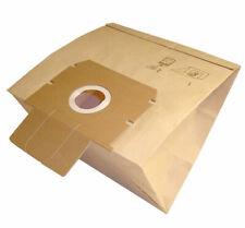 10 x Bush Bagnato /'N/' Dry per Aspirapolvere Hoover Polvere Sacchetti Di Carta