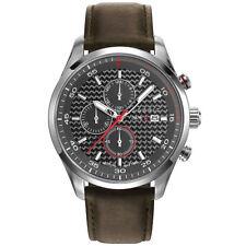 Esprit Herrenuhr Uhr Es-Tyler Brown Edelstahl Chronograph ES108391003 NEU OVP