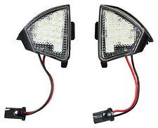 Skoda Superb I Facelift LED SMD Umfeldbeleuchtung Spiegel Umgebungslicht 602