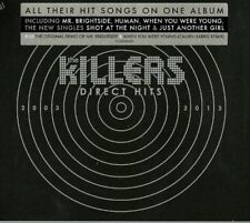 THE KILLERS Direct Hits 2003 2013 Deluxe Edition CD BRAND NEW Digipak
