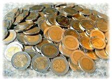 Thailand: 20 Stück 10-Baht-Münzen aus Umlauf, div. Prägejahre, TOP-ANGEBOT!