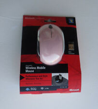 Microsoft Wireless Mobile Mouse 6000-Pink