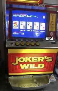 Vintage Video Poker Machine Casino