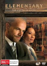Elementary : Season 5 (DVD, 2018, 6-Disc Set)