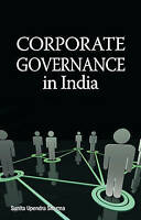 Corporate Governance in India by Sharma, Sunita Upendra (Hardback book, 2009)