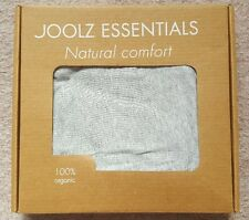 Joolz Natural Comfort Swaddle Grey Melange Brand New in Box