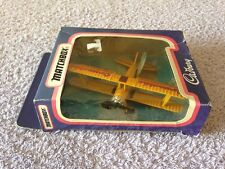 Matchbox Sky Busters SB39 Stearman Cadbury's Crunchie The Flying Circus Boxed