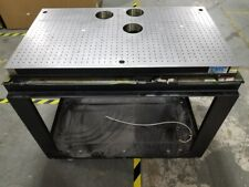 """TMC CleanTop Optical Breadboard Steel Top Vibration Isolation Table 40 x 23"""""""