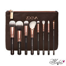 Set Di Pennelli ZOEVA Rose Golden Luxury Set Vol. 1 Viso Occhi Professional UAE