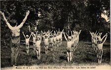 CPA Manou-Le Nid-des-Bois-Les bains de soleil (177252)