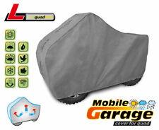 Heavy Duty Quad ATV Cover UV Protection for Honda TGB Yamaha SMC Polaris Suzuki