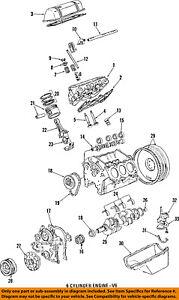Pontiac GM OEM 1989 Firebird-Engine Timing Chain 12537202