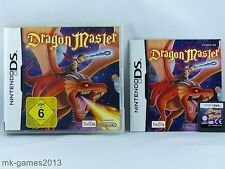 Dragon Master für Nintendo DS/Lite/XL/3DS - OVP+Anl. - Sehr guter Zustand