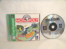Monopoly - PlayStation 1 (PSX) - Complete