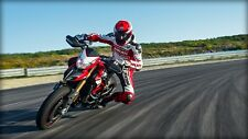 Ducati 2016 2017 2018 Hypermotard 939 motorcycle service manual on CD
