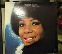 SHIRLEY BASSEY NEVER NEVER NEVER VINYL RECORD (1973)