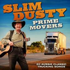 SLIM DUSTY PRIME MOVERS CD NEW