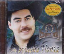 Ezequiel Pena A mucha Honra CD New Nuevo Sealed