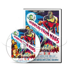 Invaders from Mars (1953) Horror, Sci-Fi Movie / Film on DVD
