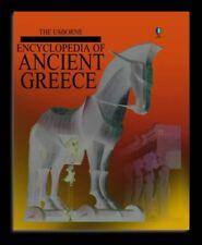 Encyclopedia of Ancient Greece (Usborne Encycloped