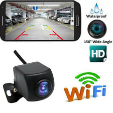 Wireless Backup Camera HD WIFI Rear View Camera for Car, Vehicles, WiFi J9S9