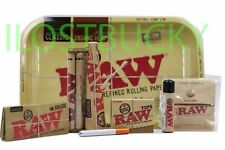 RAW 7x11 TRAY BUNDLE-KING CONE & KING SUPREME PAPERS-110mm MACHINE Etc..