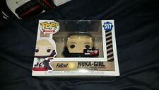 Funko Pop! Games: Fallout 76 Nuka-Girl 517 Gamestop exclusive