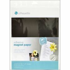 Silhouette Printable Adhesive Magnet Paper