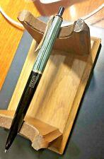 PELIKAN 355 BALLPOINT PEN - Green Stripe - New Refill