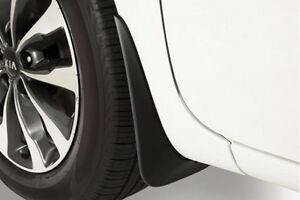 OEM 2017 2016 2015 Kia Sedona SPLASH GUARDS MUD FLAPS 4 pc MUD GUARD FLAP Set