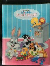Stepping Stones Memory Baby Looney Tunes Book,  Warner Vintage 1995 1st 5 years