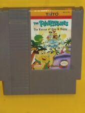 The Flintstones Rescue of Dino & Hoppy NES  Cartridge EXCELLENT COLLECTOR COND