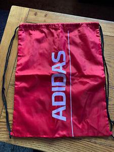 ADIDAS DRAWSTRING SPORTS / PE BAG