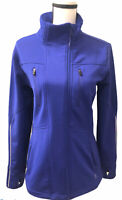 MPG Mondetta Performance Gear Athletic Jacket Women's Size XL Royal blue