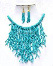 Turquoise Bib Fashion Necklaces & Pendants