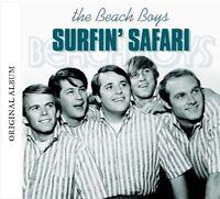 THE BEACH BOYS - ORIGINAL ALBUM: SURFIN'SAFARI  CD 13 TRACKS POP NEU