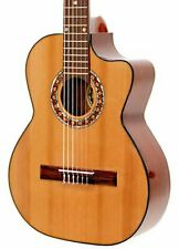 Paracho Elite Guitars Gonzales 6 String Requinto Natural