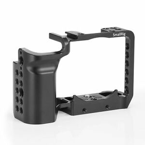 SmallRig Form-Fitting Cage for Sony A5000 A5100 Camera with Comfortable Handgrip